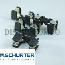 Porte fusible 5x20mm SMD Schurter 250V 10A (lot de 4)