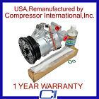 2004-2006 Scion xA 1.5L,2004-2006 Scion xB 1.5L OEM Reman A/C Compressor