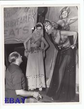 Joan Crawford candid on set VINTAGE Photo Flamingo Road