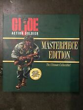 GI Joe Masterpiece Edition Action Soldier Collectible Figure New In Packaging