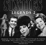 HOLLY Buddy, THE YARDBIRDS... - Sixties legends 2 - CD Album