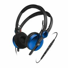 Sennheiser Blue Headphones