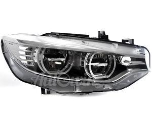 BMW 4 SERIES F32 F33 HEADLIGHT FULL LED ADAPTIVE RIGHT RH SIDE ORIGINAL NEW OEM