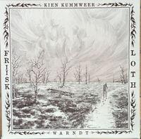 Friisk, Loth – Kien Kummweer / Warndt LP # Black Metal # Black Vinyl # NEW