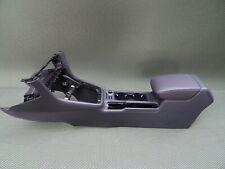 VW Golf 7 VII Variant Mittelkonsole Mittelarmlehne Leder Schwarz