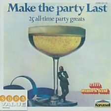 Make The Party Last - 25 All-time Party Greats.