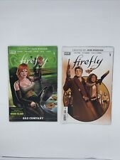 New listing Firefly Lot Josh Whedon ; First Printings; some variant covers. #1,3,4,5,6,8,+#1