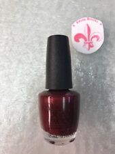 OPI Nail Polish Lacquer Color  I'm Not Really a Waitress NL H08 0.5oz