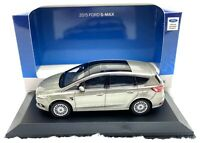 Ford S-MAX 2015 - NOREV Official Ford Collector's Model Car 1/43 - Rare - Silver