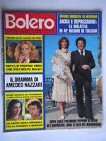 Bolero1607 Patty Pravo Kennedy Deneuve Christian Arbore Di Cpari Manfredi Bucci