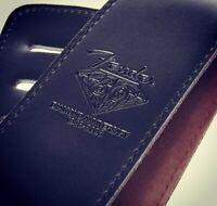 Premium Fender 60. Jubiläum Gitarre Bass Schultergurt in Schwarz