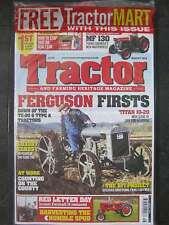 Tractor & Farming Heritage magazine August 2016 Ferguson TE-20 Type A MF130 700