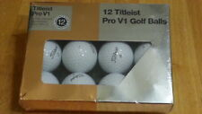 Titleist Pro VI pre-owned refinished golf balls box of 12 NEW