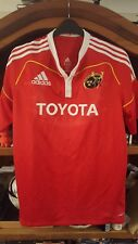 boys MUNSTER rugby jersey - age 11/12 great   new with tags adidas