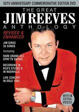 The Great Jim Reeves Anthology DVD - Brand New & Sealed