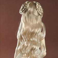 """[Dollmore] 1/3 BJD Dollfie SD  (8-9)""""  Celine Long Wig (Brown)"""
