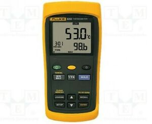 (AMPMECH) SPECIAL OFFER LIMITED STOCK -LOGGING DIGITAL THERMOMETER FLUKE53-2 50H