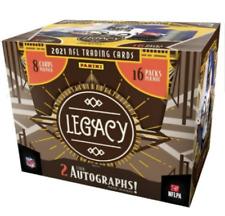 2021 Panini Legacy NFL Football Factory Sealed Hobby Box