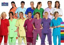 Leiber ® OP-Hose 95°C Profi OP-Kleidung Pflegerhose Schwesternhose Schlupfhose
