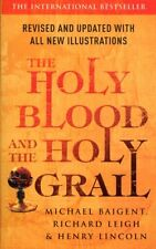 The Holy Blood And The Holy Grail,Henry Lincoln, Michael Baigent, Richard Leigh