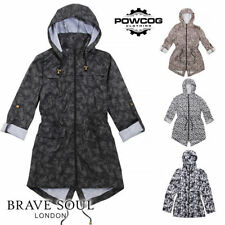 Brave Soul Hood Regular Size Coats & Jackets for Women