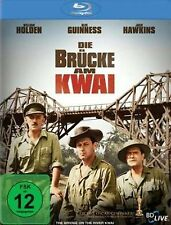 Die Brücke am Kwai - William Holden - Blu-Ray Disc - OVP - NEU