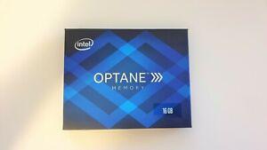 New Genuine Intel Optane Memory Module 16GB 3D XPoint M.2 2280 MEMPEK1W016GAXT