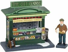 City News Evening Edition Dept 56 Christmas in the City Village 6000579 paper Z
