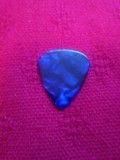 Dark Marble Blue Guitar Pick