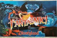 Fantasmic Disneyland Chernabog Show Poster Print 11 x 17 Disney
