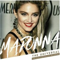 Madonna The Universel 1985 Radio Broadcast Enregistrement Vinyle 2-LP Neuf /
