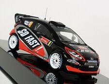 IXO escala 1/43 - RAM492 Ford Fiesta RS WRC #9 Rally Monte Carlo 2012 automóvil de fundición