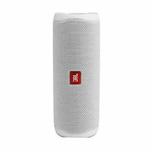 JBL FLIP5 Bluetooth speaker IPX7 waterproof/USB Type-C charge JBLFLIP5WHT
