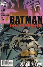 BATMAN: JEKYLL & HYDE #3 OF 6 AUGUST 2005 DC COMICS