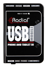 Radial USB Mobile Digital USB DI for phones and tablets  BEST OFFER R021