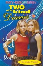 Camp Rock 'n' Roll (Two Of A Kind Diaries, Book 35),Mary-Kate Olsen, Ashley Ols