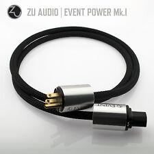 Zu Audio EVENT 6.6ft [2.0m] Premium Hi-Fi Power AC Mains Cable