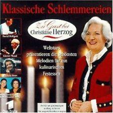 Klassische Schlemmereien-Zu Gast bei Christiane Herzog ('97) Pauli, Masse.. [CD]