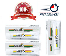 3 x 30g  MEBO Burn Fast Pain Relief Herbal Healing Ointment