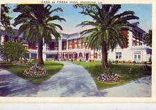 CASA DE FRESA HOTEL in the Strawberry Capital of the World HAMMOND, LA