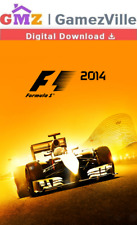 F1 2014 Formula One 14 Steam Key PC Digital Download Code [EU/US/MULTI]
