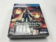 Utawarerumono: Mask of Truth Launch Edition (PSV, PlayStation Vita) Brand New