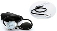 Manual Blood Pressure Monitor Optimum  Sphygmomanometer & Stethoscope Free Bag