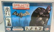 Sprukits Batman Arkham City ~ Batman ~ Posable Figural Model Kit ~ Unopened ~
