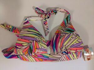 victoria secret pink Binkini Top Size Medium