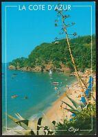 AD2485 France - Une plage sur la Cote d'Azur