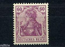 80 Pfg. Germania 1911** Friedensdruck Michel 92 I a Befund (S1976)