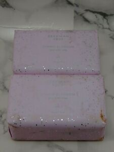 2x New Beekman 1802 Spring Blossom Goat Milk Soap 9 oz Each PLEASE READ!!