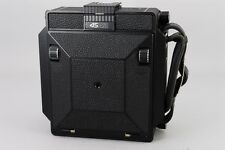【TOP MINT】Horseman 45 FA 4x5 Large Format Film Camera Body Black from JAPAN #358