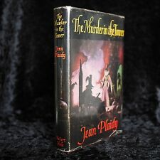 The Murder in the Tower Jean Plaidy First Edition Hardcover